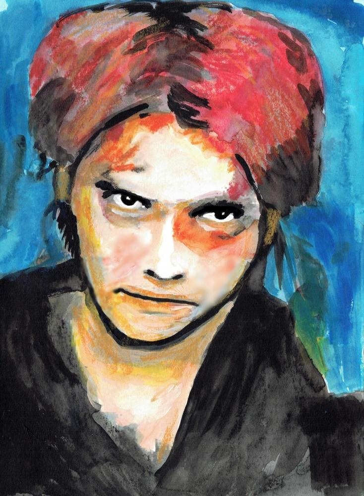 Gerard Way par brainfree